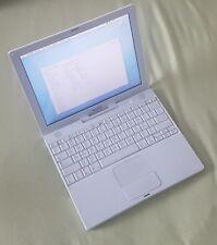 Apple Ibook g4 -1.33 GHz - 512 Mo RAM 40 Go Combo Mac OS X Tiger