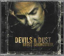 CD + DVD ALBUM / BRUCE SPRINGSTEEN - DEVILS & DUST / COMME NEUF