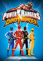 Power Rangers DinoThunder: The Complete Series (5 Disc) DVD NEW