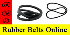 HTD-5M Rubber Open Timing Belt 20mm Wide 5mm Pitch for CNC Step Motor HTD5M-20MM