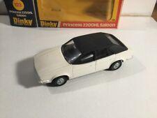 Vintage Dinky Toys 123 Princess 2200HL Saloon In Its Original Box