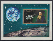 Fujeira 1972 ** Bl.88 B Weltraum Space Johannes Kepler