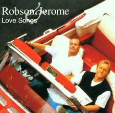 ROBSON & JEROME THE LOVE SONGS CD EASY LISTENING 2000 NEW