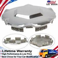"""Silver 17"""" Wheel Center Caps 6 Spoke For GMC Envoy 2002-2007 SLE XL 4.2L 9593396"""