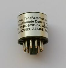 Teac Dummy Remote Plug A2300S A2300SD A2300SX A2340SX A3300SX A3340S RC-120