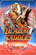 "Blazing Saddles ( 11"" x 17"" ) Movie Collector's Poster Print - B2G1"