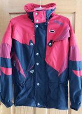 Spyder~Thinsulate Winter Jacket Ski Snowboarding~Red Black Hidden~Men's Medium