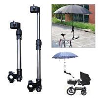 AB_ Bicycle Wheelchair Stroller Pram Stretch Umbrella Support Holder Mount Stand