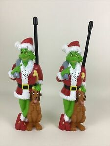 Dr Seuss How The Grinch Stole Christmas Walkie Talkies Morse Code Chart 2000