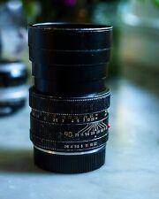Leica Leitz Elmarit-R 90mm f2.8 (3-cam)
