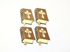 Religious Christian Bible Papercraft Embellishments Scrapbooking Card Making