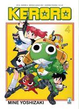 manga STAR COMICS KERORO numero 4