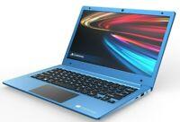 "Gateway 11.6"" Full HD Dual-Core 2.4GHz 64GB SSD Ultra Slim Windows 10 Blue 108p"