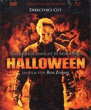 HALLOWEEN (2007) - Blu Ray Disc & Dvd + Mediabook