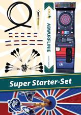 Löwen Dart HB8 SM96 Turnier Dart 8 Spieler Modell 2018 Super Starter Set