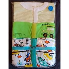 NEXT baby 3 pack sleepsuits Boy & Girl 0-3mnths