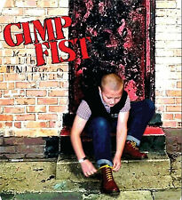 GIMP FIST - FEEL READY (EP) NEU lim 250 Stk black Vinyl Oi Skinhead Oi! Punkrock