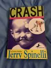 Crash+Paperback+Book+By+Jerry+Spinelli+Youth+Football+Children+Like+New