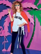 denny rose t-shirt maglia Maglietta Primavera Estate 2016 Autunno S 42