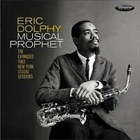 Eric Dolphy - Musical Prophet: The Expanded 1963 New York Studio Sessi