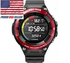 NEW CASIO PROTREK Smart WSD-F21HR-RD Bluetooth Watch Heart Rate Monitor GPS