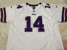 Men's Nike NFL Buffalo Bills #14 Fitzpatrick WHITE JERSEY-Gioventù XL, NUOVO