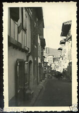 St-Jean pied de Port . boulangerie . photo ancienne