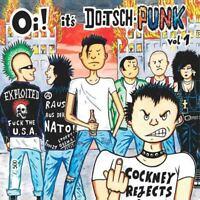 V/A - Oi! It's Doitschpunk Vol.1 [LP][schwarz]