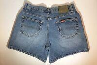 "Ralph Lauren Polo Jean Company Jean Shorts Womens Sz 8 Blue 5"" Saturday Short"