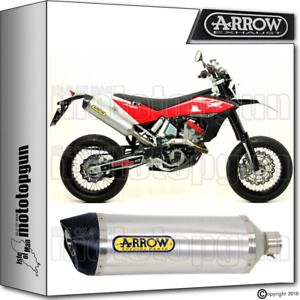 ARROW EXHAUST RACE-TECH ALUMINIUM CARBY CUP HOM HUSQVARNA SMR 511 2013 13