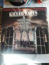 VARIOUS 'KILLER WATTS' DOUBLE VINYL LP