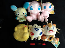 New Other~CHOOSE ONE~POKEMON PLUSH, ACQUIRED IN JAPAN-ship free