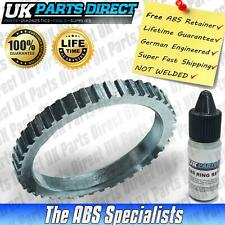 Volvo S40 Mk1 ABS Reluctor Anello (1996-2004) Front FREE RETAINER