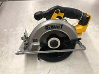"DEWALT DCS393 20V MAX Brushless 6 1/2"" Circular Saw, Tool Only"