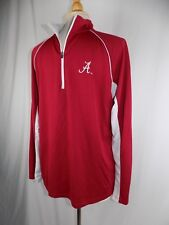 Alabama Crimson Tide Adult Large 1/4 Zip Pullover Colosseum