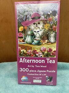 Afternoon Tea 300 piece puzzle 18 x 24