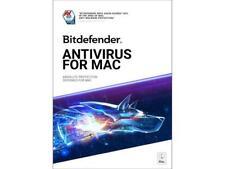 Bitdefender Antivirus for Mac 2018 - 3 Mac / 2 Years
