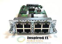 NIM-ES2-8-P - Cisco 8-port POE/POE+ Layer 2 GE Switch NIM-ES2-8P