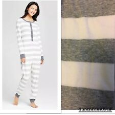 NEW Wondershop Holiday Rugby Stripe Cotton Unionsuit Pajamas XXL