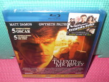 EL TALENTO DE MR RIPLEY  -  BLU-RAY + DVD