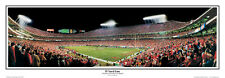 Kansas City Chiefs ARROWHEAD STADIUM GAME NIGHT Panoramic Poster Print