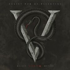 BULLET FOR MY VALENTINE - VENOM (DELUXE EDITION)  CD NEUF