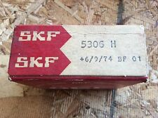 SKF Bearings, Cat# 5306 H, comes w/30day warranty, free shipping