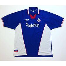 🔥Vintage 1998/2000 Oldham Athletic Home Football Shirt Pony Original - XXL🔥