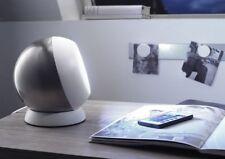 Design LED Tischkugel Schreibtischleuchte RGB Tischlampe farbig T64 B-Ware