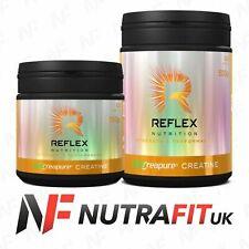 Reflex Nutrición Creapure Creatine 100% Puro Monohidrato De Creatina Polvo