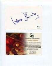 Lauren Bacall Key Largo Big Sleep The Shootist Oscar Nom Signed Autograph Coa