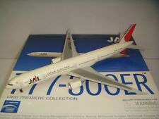 """Dragon Wings 400 Japan Airlines Jal B777-300Er """"2003s color""""1:400 Exclusive Item"""