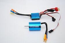 Combo Motore Elettrico BRUSHLESS 2838kv 1/12-1/14-1/1 2845-3200KV+Esc 25A HIMOT