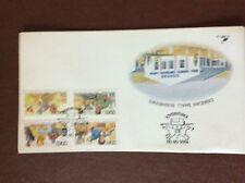 b1u ephemera stamped franked envelope 1985 ciskei fdc small businesses